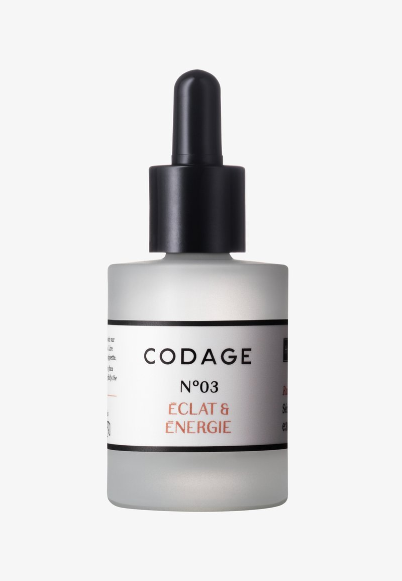 Codage - SERUM N°3 RADIANCE & ENERGY 30ML - Serum - neutral