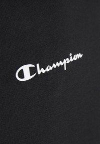Champion - HOODED - Hoodie - black - 6