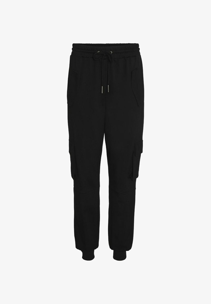Noisy May - RELAXED FIT  - Cargo trousers - black
