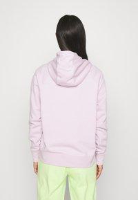 Nike Sportswear - HOODIE - Sweatshirt - iced lilac/white - 2