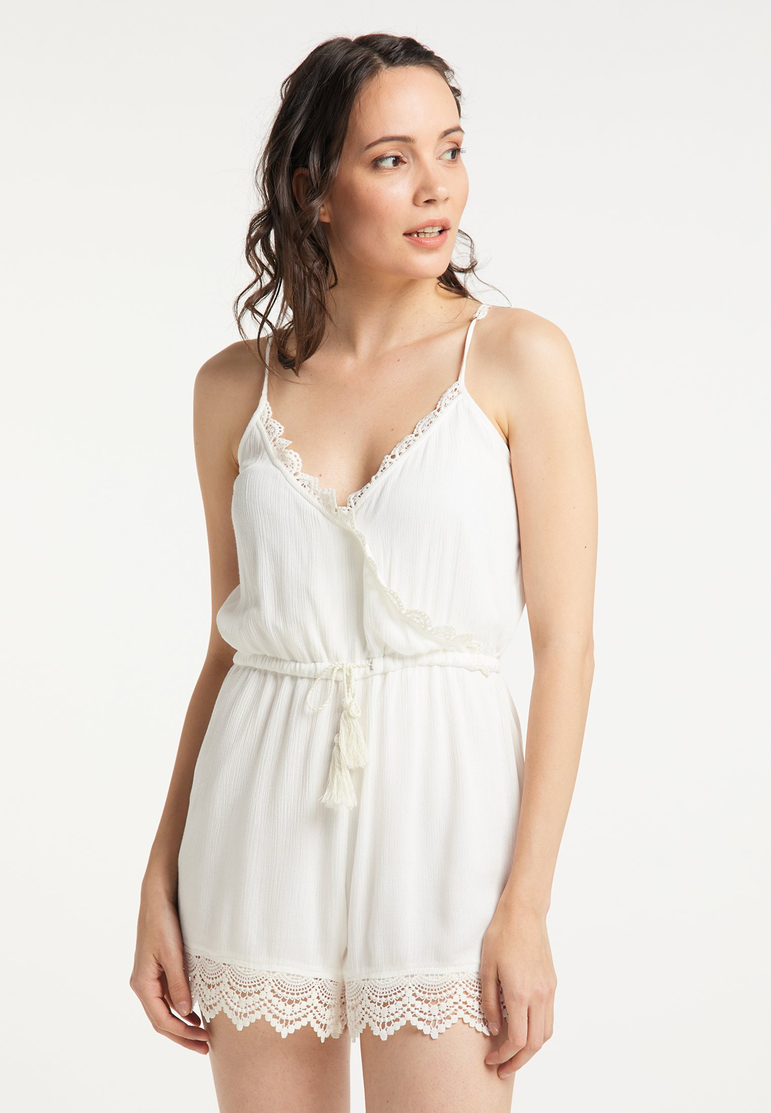 Online Women's Clothing usha Jumpsuit wollweiss jT3792ghk