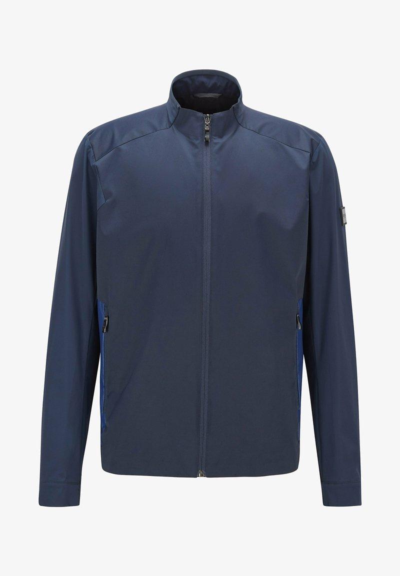 BOSS - SKORPIO - Bomber Jacket - dark blue