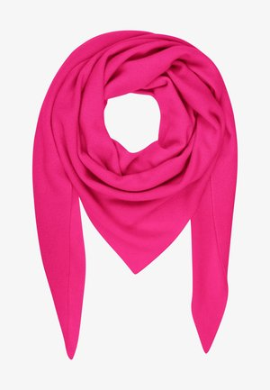 Scarf - bubble pink
