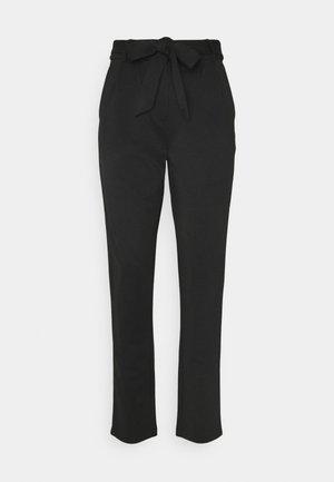 YASVIOLI ANKLE PANT  - Kalhoty - black