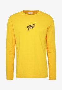 YOURTURN - Long sleeved top - yellow - 4