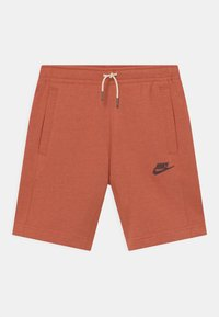 Nike Sportswear - UNISEX - Shortsit - light sienna - 0
