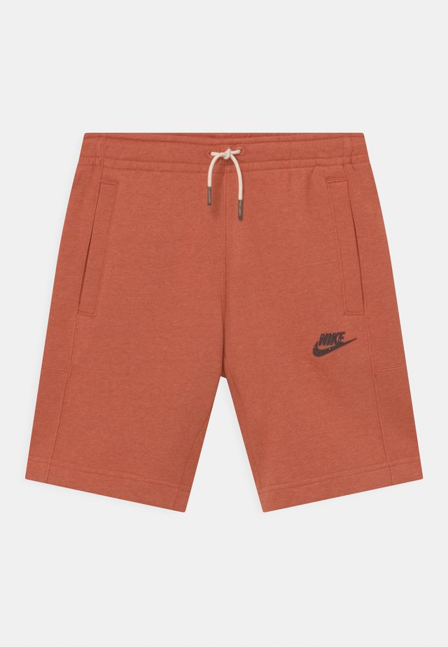 UNISEX - Shorts - light sienna