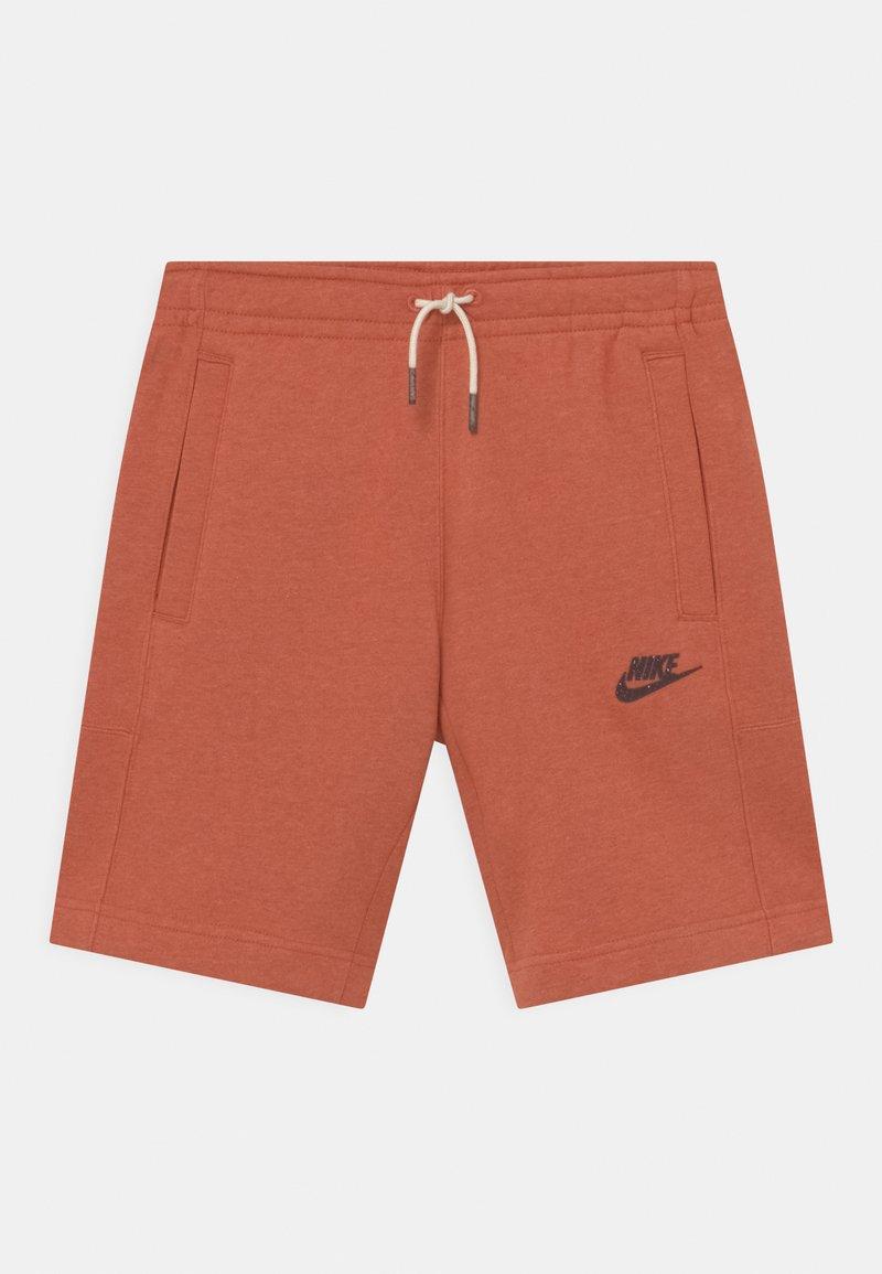 Nike Sportswear - UNISEX - Shortsit - light sienna