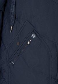 Zizzi - Winter coat - dark blue - 4