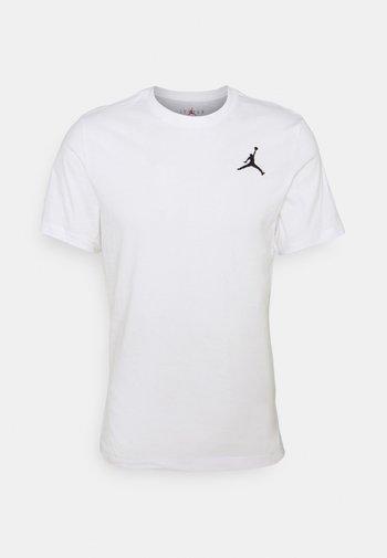 JUMPMAN CREW - Basic T-shirt - white/black