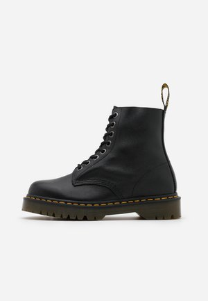 1460 PASCAL BEX - Lace-up ankle boots - black pisa