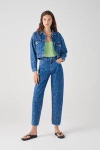 PULL&BEAR - Denim jacket - blue - 1