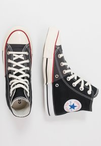 Converse - CHUCK TAYLOR ALL STAR  - Sneakers hoog - black/white/egret - 1