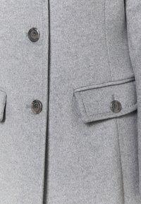 Lauren Ralph Lauren - COAT FLAP  - Classic coat - light heather grey - 2