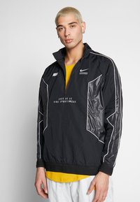 Nike Sportswear - TOP - Windbreakers - black/black - 0