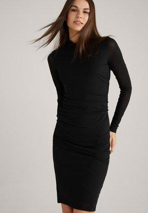 TESS - Shift dress - schwarz