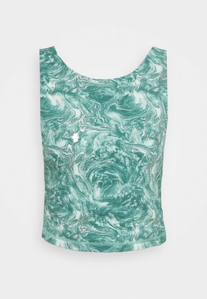 WORKOUT VEST - Top - pale aqua green/water