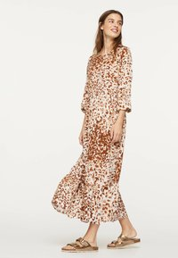 OYSHO - Maxi-jurk - brown - 1