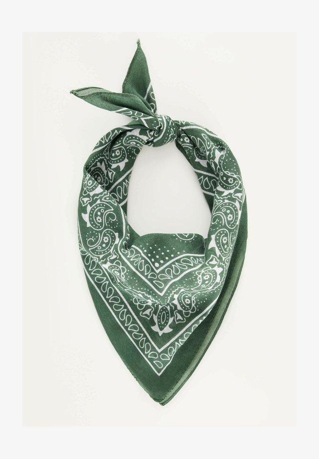 Foulard - green