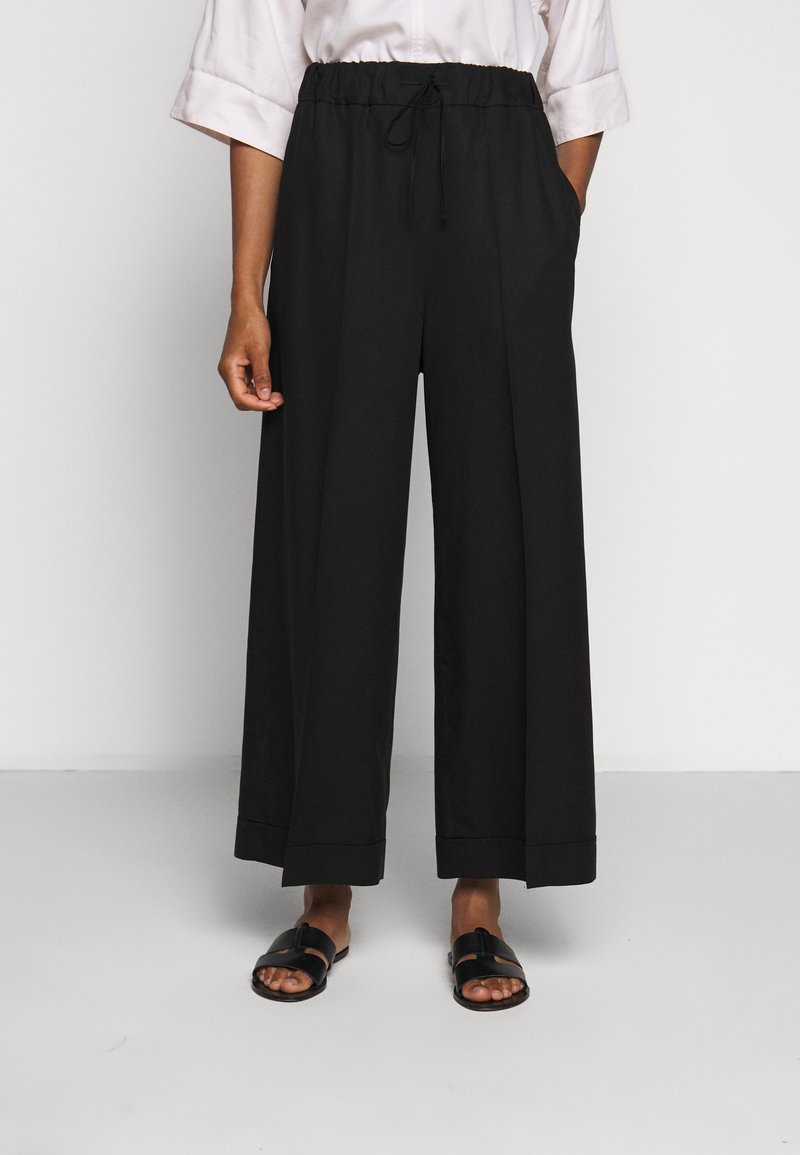 Filippa K - ARIA TROUSER - Trousers - black