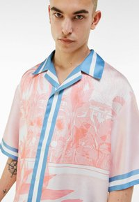 Bershka - Shirt - pink - 3