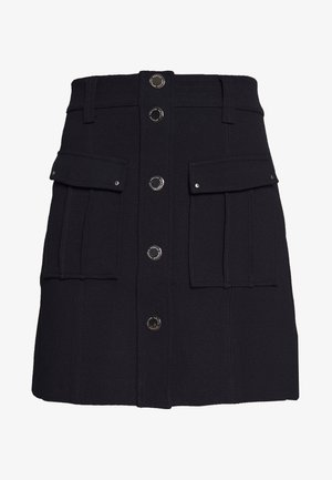 JALLO - Mini skirt - marine