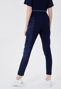 LIU JO - Pantalones deportivos - blue - 2