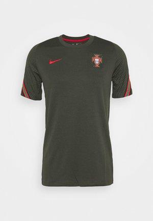 PORTUGAL - Club wear - sequoia/sport red