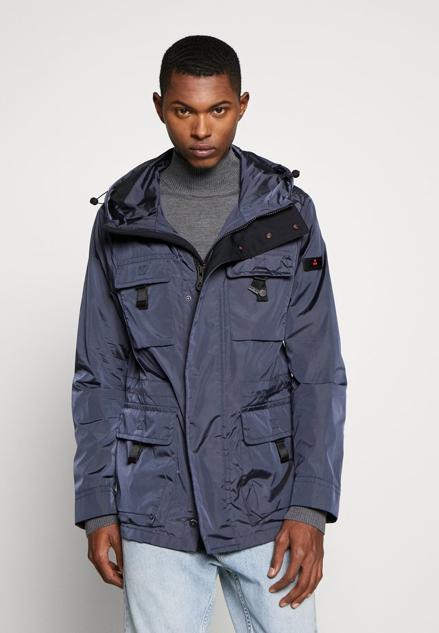 CIERRE  - Summer jacket - navy