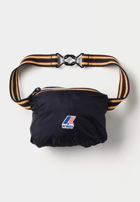 K-Way - LE VRAI CLAUDE - Waterproof jacket - black - 2