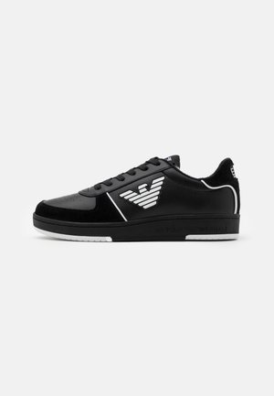 UNISEX - Sneaker low - black/white