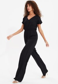 Trendyol - TRENDYOL TWOSS21TU0050 - Overall / Jumpsuit - black - 1