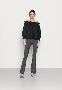 ONLY Tall - ONYFAVE LIFE ONECK CROPPED - Felpa - jadeite - 1
