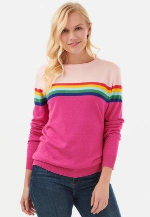 RITA PRISM - Sweter - pink