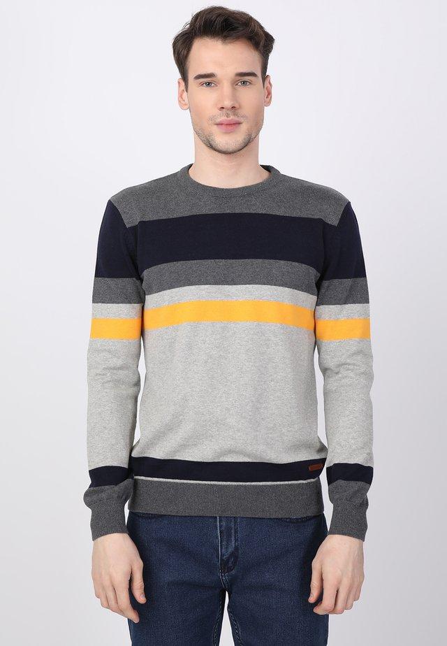 Sweatshirt - antracite