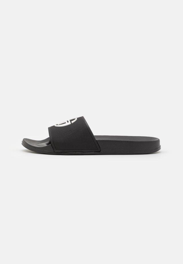 TRIOD  - Mules - black/optical white