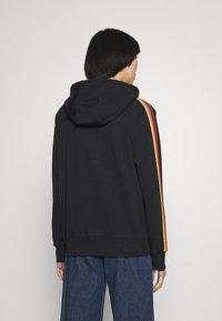 Paul Smith - Zip-up sweatshirt - black - 2