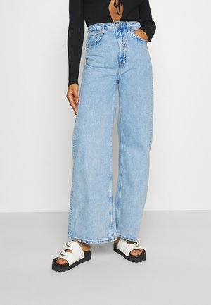 ACE - Jean flare - summer blue