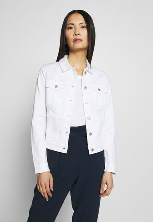 OUTDOOR  JACKE - Giacca di jeans - white