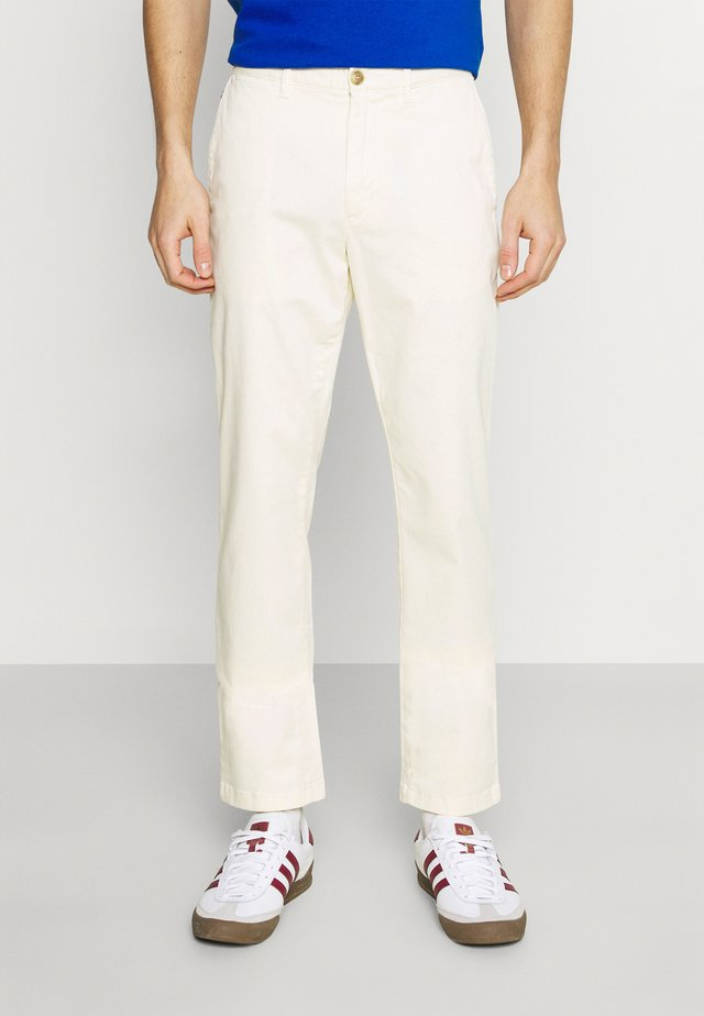 DENTON FLEX   - Chinos - ivory