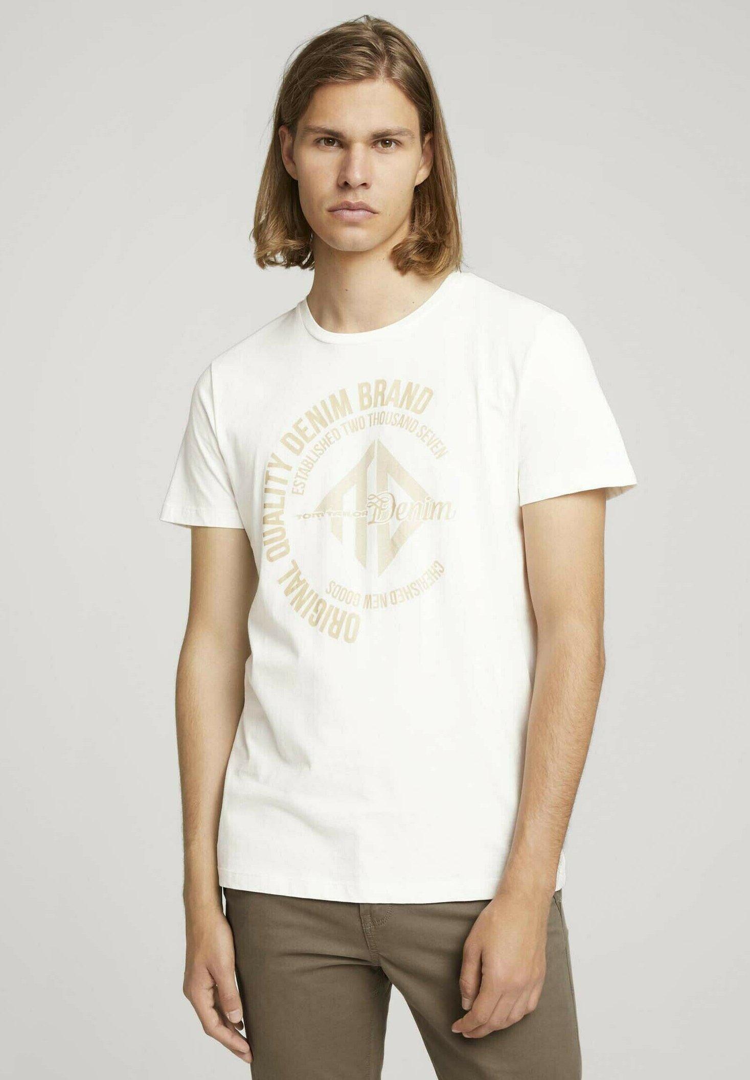 Herren WITH COINPRINT - T-Shirt print