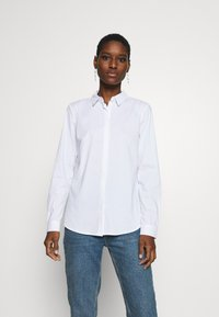 Esprit Collection - CORE MIRACLE - Button-down blouse - white - 0