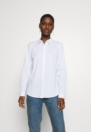 CORE MIRACLE - Button-down blouse - white