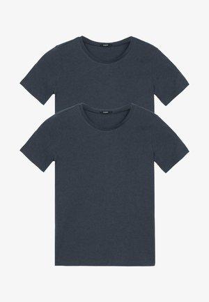 2 PACK - T-shirts basic - blu cielo