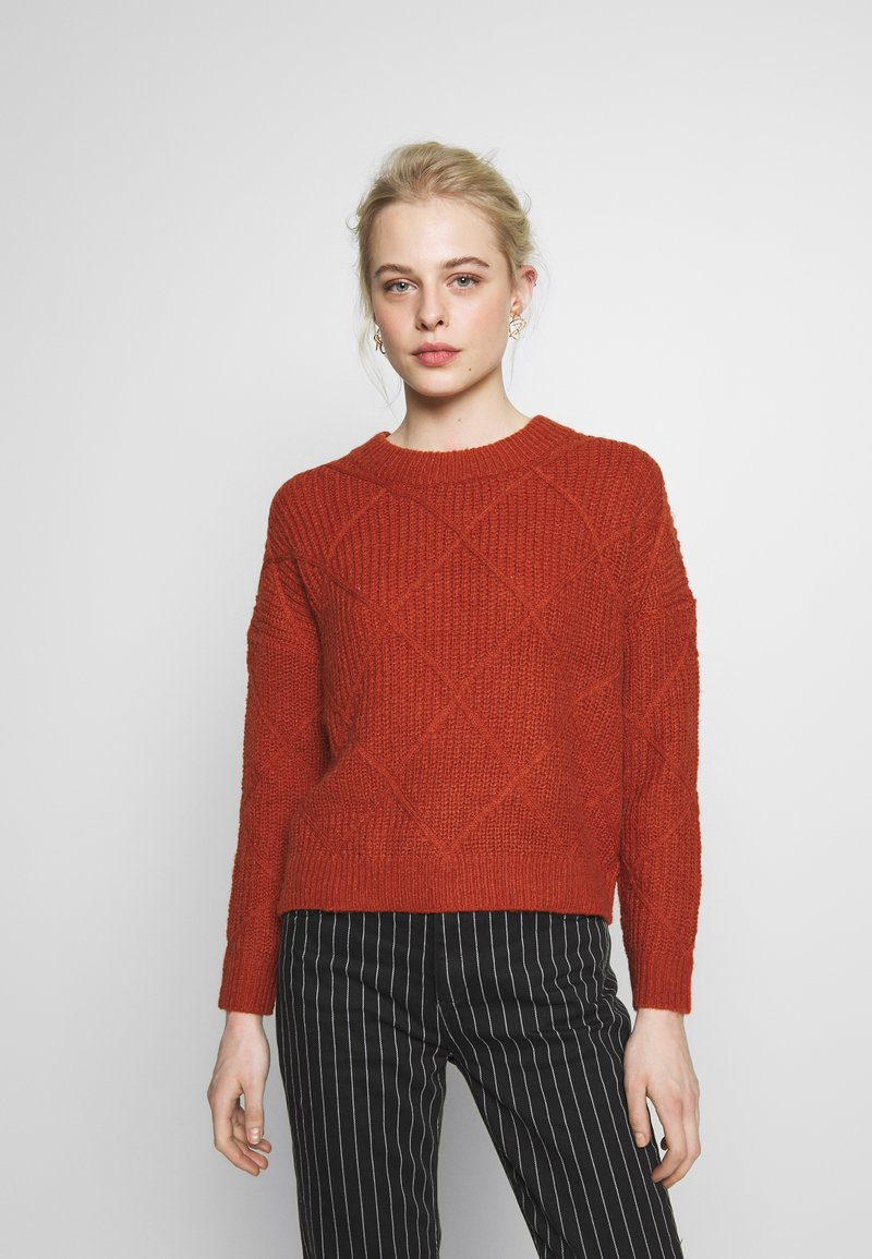 ONLY - ONLKANDICE - Jumper - picante
