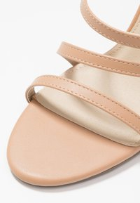 4th & Reckless - HARTLEY - High heeled sandals - nude - 2
