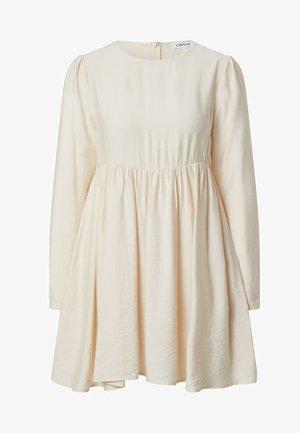 WHITNEY - Day dress - beige