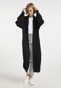 usha - Cardigan - schwarz - 0