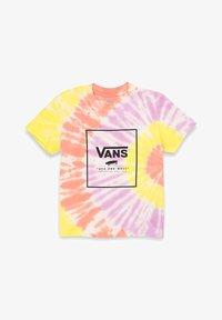 Vans - GR WHIPLASH - Print T-shirt - orchid - 0