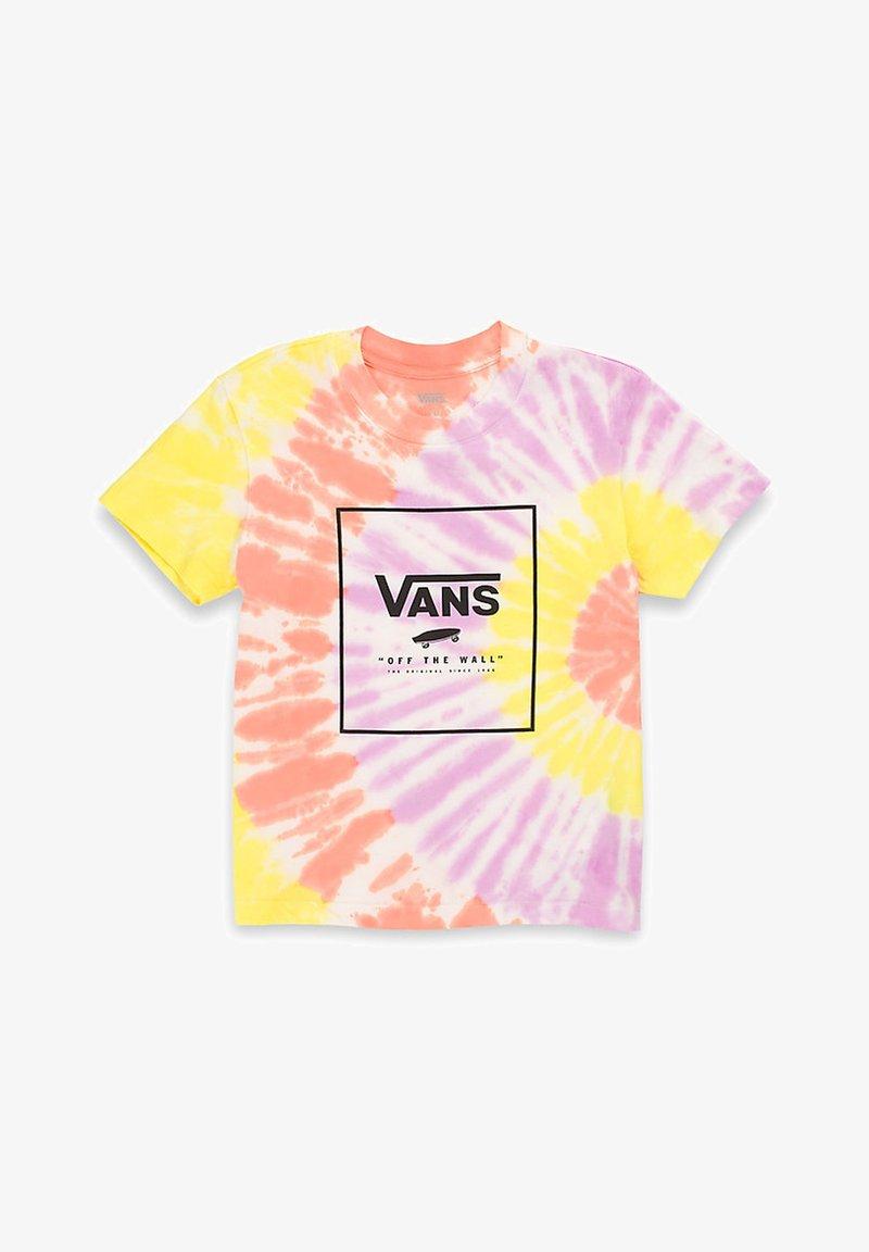Vans - GR WHIPLASH - Print T-shirt - orchid